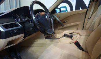 BMW520 i 4d E60 full