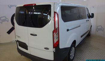 Ford Tourneo Custom 2.0TDCi 130hv full