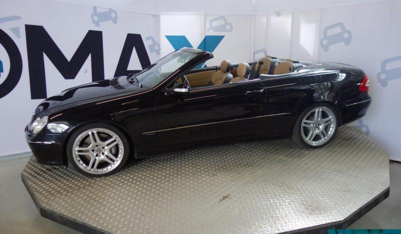 Mercedes-Benz CLK 500 Avantgarde Cabriolet 2d A full