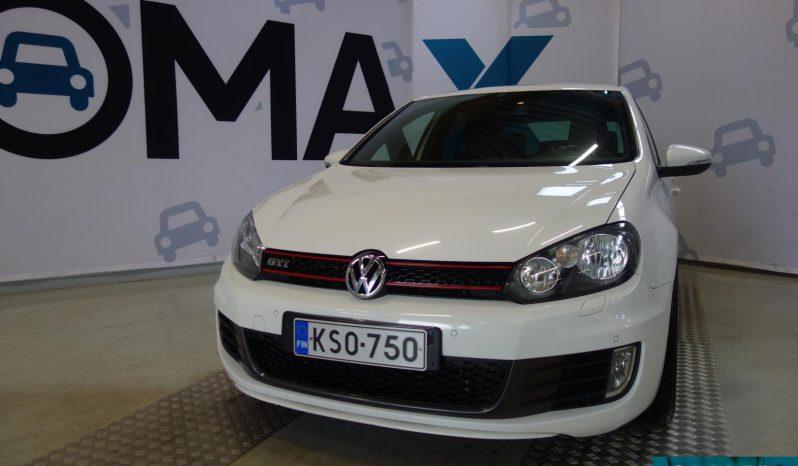 Volkswagen Golf GTI 2,0 183 kW  **2,9 % rahoituskorko** full