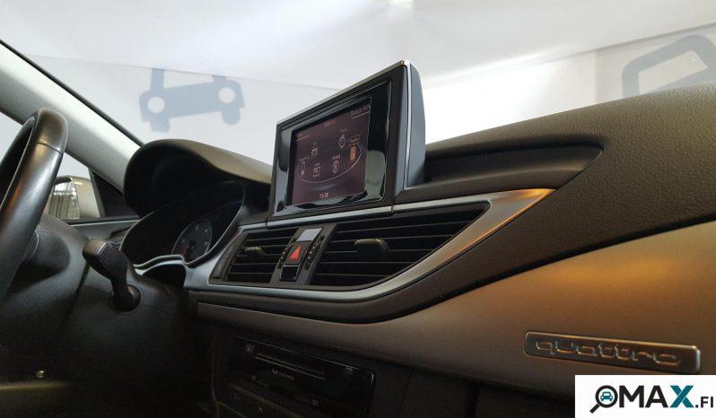 Audi A7 3,0 V6 TDI quattro S tronic Start-Stop **Erittäin siisti** full