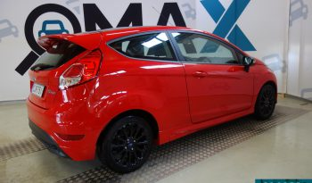 Ford Fiesta 1,0 EcoBoost 140hv S/S Red Edition full