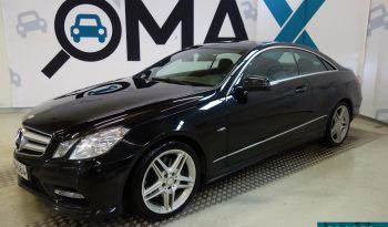 Mercedes-Benz E 350 CDI BE Coupé A**AMG -styling ja AMG -sport** full