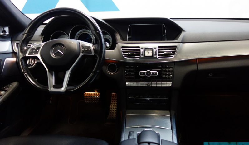 Mercedes-Benz E 350 Bluetec 4Matic A Prem Busin**AMG-sisä- ja ulkopaketti** full