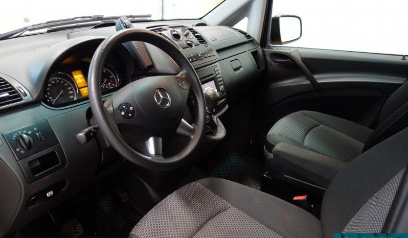 Mercedes-Benz Vito 113 cdi pitkä-matala 100 KW full