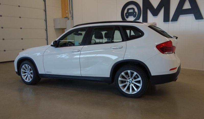 BMW X1 E84 sDrive28i **Harvinainen bensa X1** full