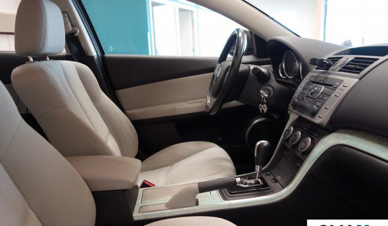 Mazda 6 2.0 Elegance 5-ov A (VD4)**pohja massattu, webasto** full