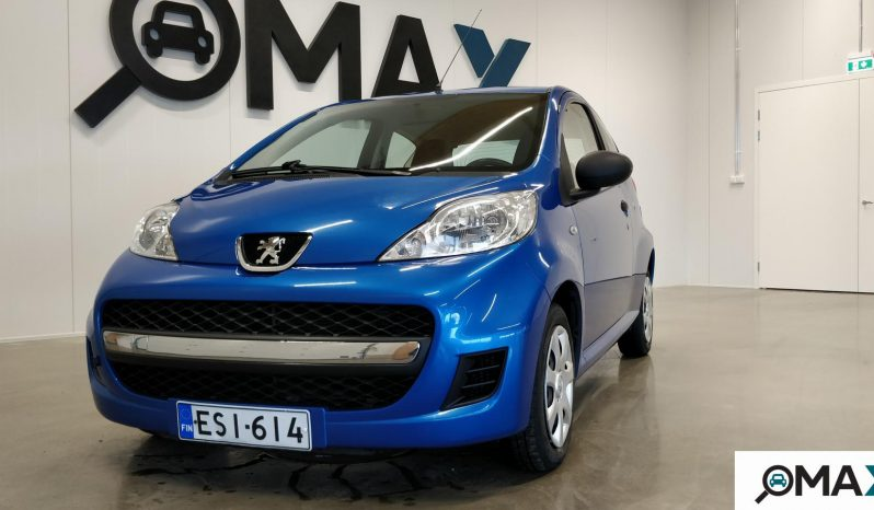 Peugeot 107 Access 1,0 3-ov full