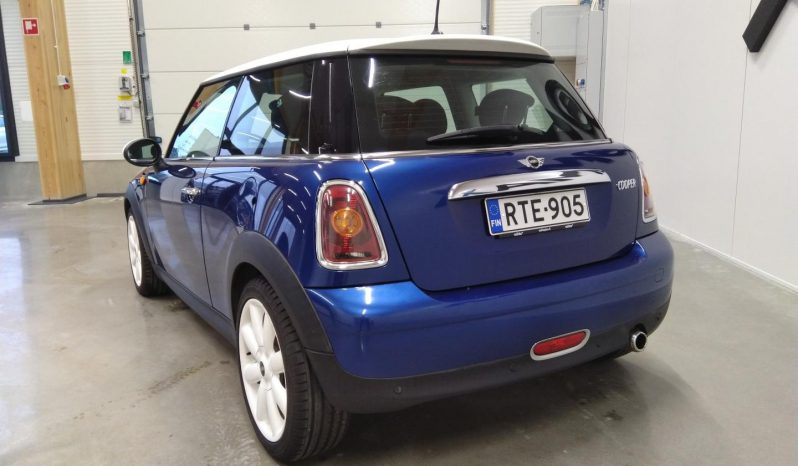 Mini Cooper A R56 Hatchback **AUTOMAATTI** full