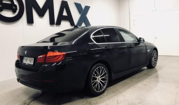 BMW 520 i A TwinPower Turbo F10 Sedan Business **Juuri leimattu ja huollettu** full