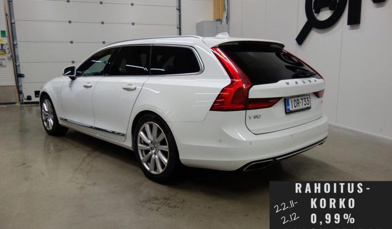 Volvo V90 D5 AWD Inscription aut full
