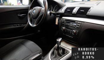 BMW 116 i E87 Hatchback 5-ov Business full