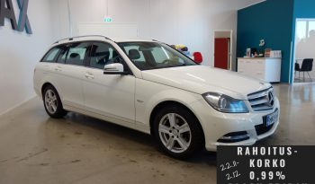 Mercedes-Benz C 180 CDI BE Premium Business Avantgarde **Hyvin varusteltu** full