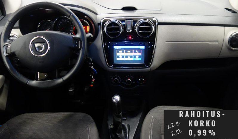 Dacia Lodgy TCe 115 7p Laureate **Lähes uudenveroinen** full