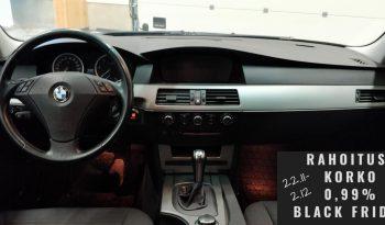 BMW 520 Diesel Touring 5d A full