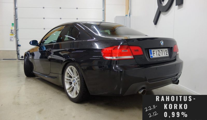 BMW 335 Cd A E92 Coupe **M-sport** **Suomi-auto** full