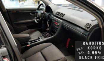 Audi A4 1.8 Turbo 4d 120kw **Isoja huoltoja tehty** full