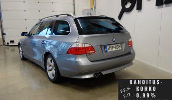 BMW 530 Diesel Touring E61 A full