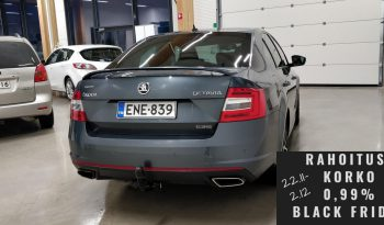Skoda Octavia 2,0 TDI RS **Winter paketti** full