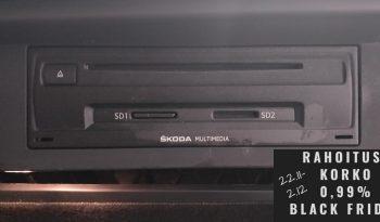 Skoda Octavia 2,0 TDI **rahoituskorko 2,9 %** RS **Winter paketti** full