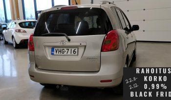 Toyota Corolla Verso 1.8 Sol 5d full