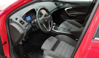 Opel Insignia 5-ov Sport 1,4 Turbo S/S**Hulppeat varusteet! Webasto, OPC-line ulkoasu, sportistuimet/alusta** full