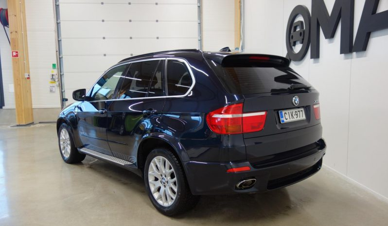 BMW X5 xDrive35d A E70 M-sport **Huippuyksilö kaikilla herkuilla** full