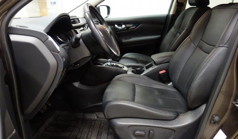 Nissan Qashqai DIG-T 115 Busin 360 2WD Xtronic 17 Leath full