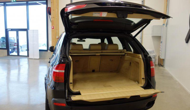 BMW X5 4.8i 5d A **Nyt järki hintaan** full