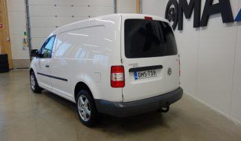 Volkswagen Caddy 2,0 bens./maakaasu 80 kW full