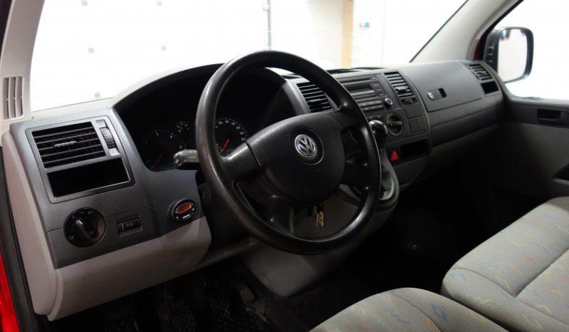 Volkswagen Transporter Umpi p-a pitkä 2.5 TDI 96kw full