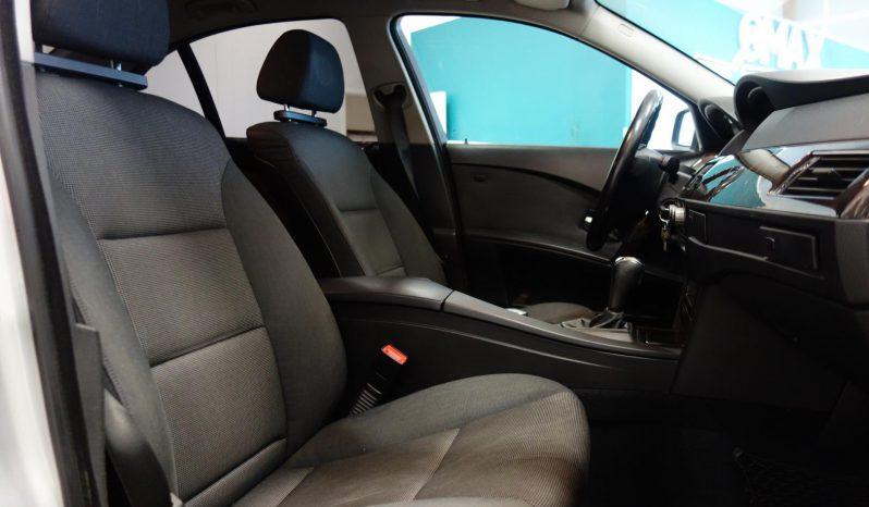 BMW 525 Diesel 4d E60 A **Juuri katsastettu** **Hyvin huollettu** full