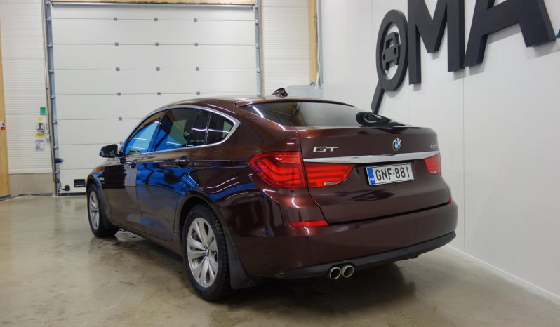 BMW 530 Gran Turismo A xDrive F07 Gran Turismo **Nahat** **Webasto** **Adapt.pitkät** full