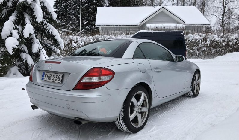 Mercedes-Benz SLK 200 Kompressor Roadster A **Juuri katsastettu** full
