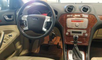 Ford Mondeo 2.0 TDCi 130 Ghia 5d A full
