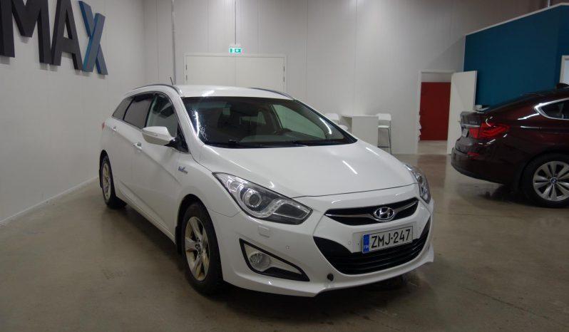 Hyundai i40 Wagon 1,7 CRDi 100 ISG Comfort **Hyvin varusteltu** full
