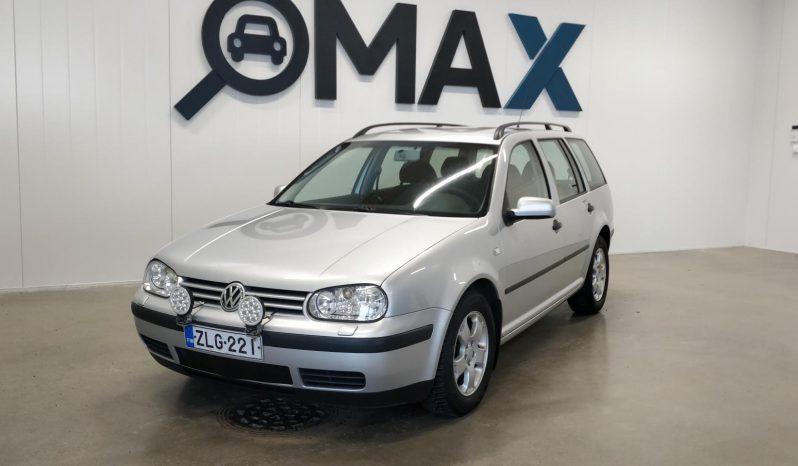 Volkswagen Golf **Juuri katsastettu** full