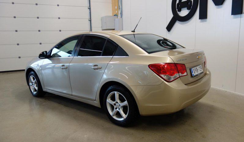 Chevrolet Cruze 4-ov LT 1,8 104kw full