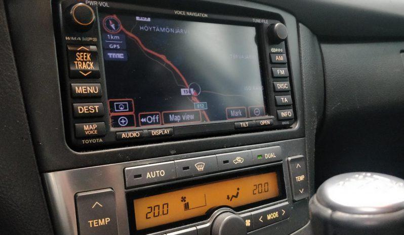 Toyota Avensis 2.2 D4D 150 **Navigointi** Linea Sol Technical Wagon full