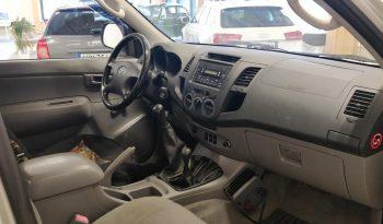 Toyota Hilux 2.5 D4D **Harvinaisen hieno** 4WD DLX Extra Cab full