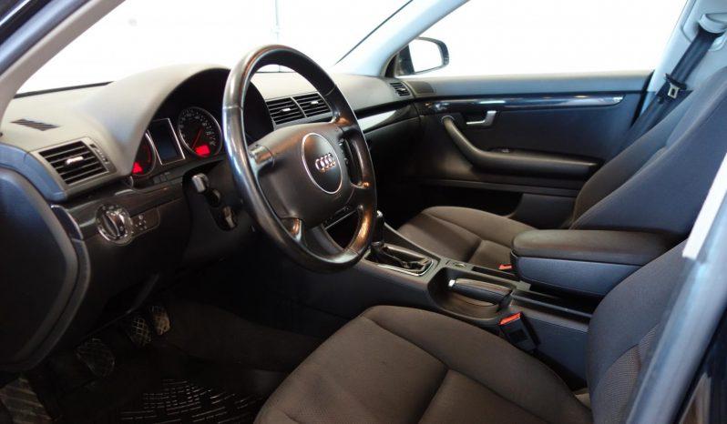 Audi A4 1.8 Turbo Avant 5d 120kw full