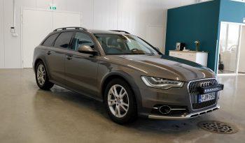 Audi A6 Allroad Business 3,0 **Huippuvarusteet** V6 TDI 180 kW S tronic full