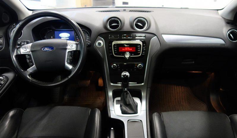 Ford Mondeo 2,0 TDCi 140hv PShift Titanium Wagon A **Hyvin varusteltu** full