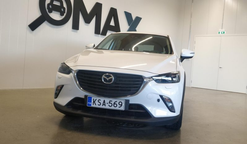 Mazda CX-3 2,0 120 SKYACTIV-G Optimum A EC2O full