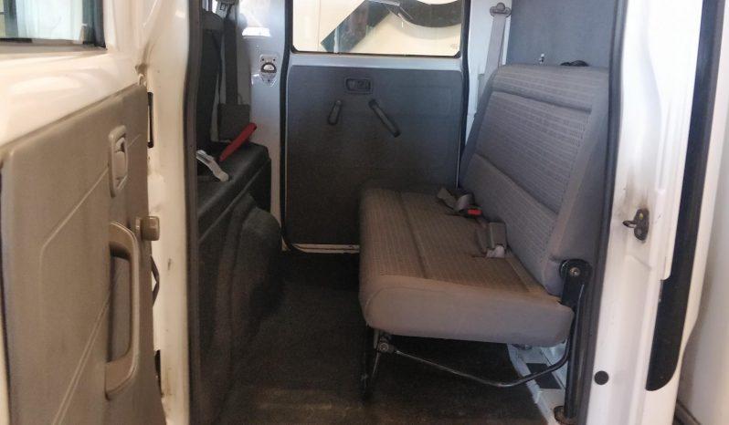 Nissan Cabstar **Focolift lastaus ja webasto** full