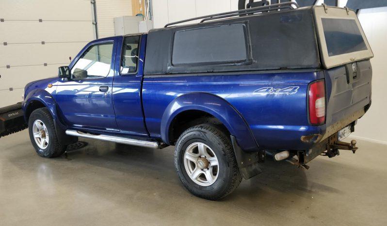 Nissan Pickup 2.5 Di King Cab 4wd full