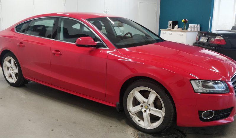 Audi A5 Sportback Busin 2,0 TDI **Rahoituskorko 0,99 %**125 Q StartS0 full