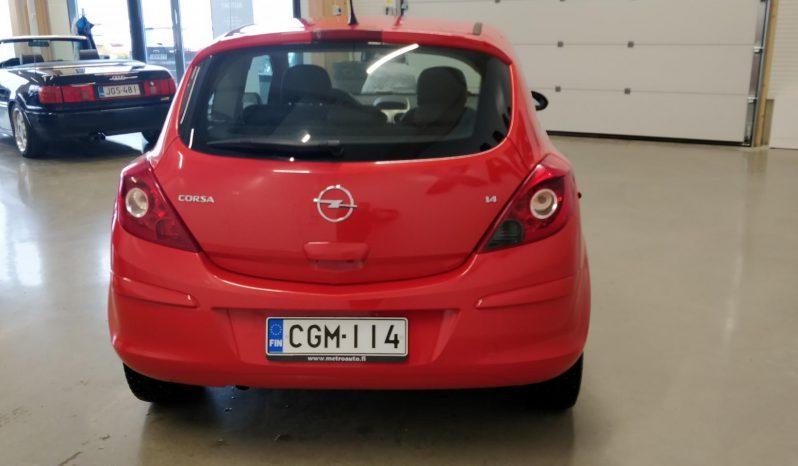 Opel Corsa 1.4 Twinport Enjoy 3-ov **Laajakasko vuodeksi 199€** full