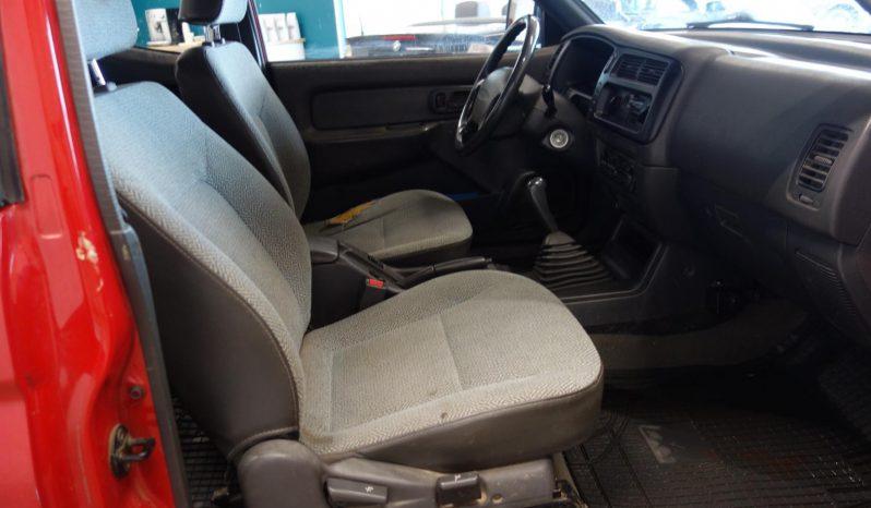 Mitsubishi L200 full