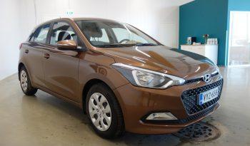 Hyundai i20 1,2 ISG Classic **Kahdet renkaat** **Huippu siisti** full